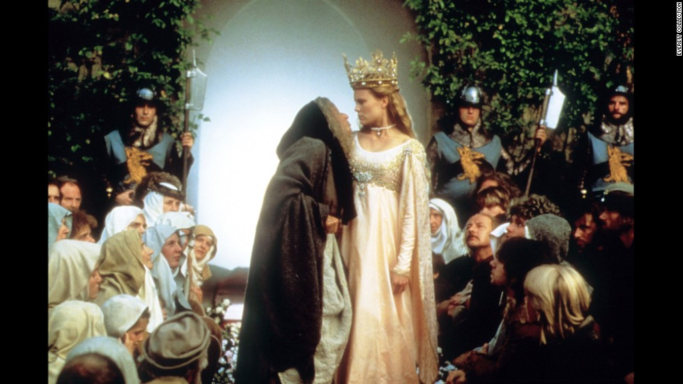 CNN - 'Princess Bride,' 'Thelma & Louise' make National Film Registry