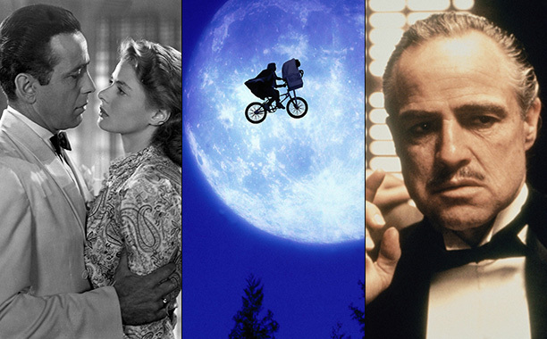 EW - TCM Big Screen Classics: ET, Godfather, Princess Bride returning to theaters