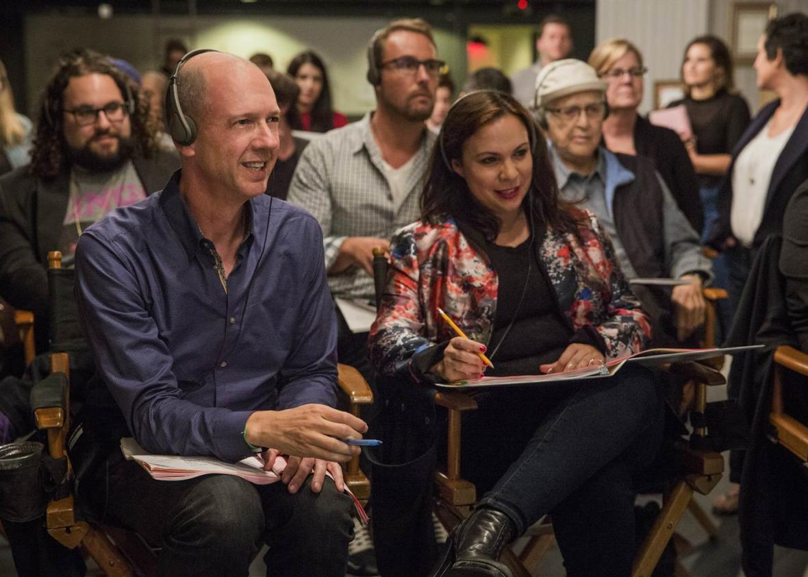 SLATE - Once the Place for a Paycheck, TV Is Now Where Playwrights Make Great Art